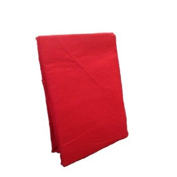 "12"" Deep Red Fitted Sheet (Value Range)"