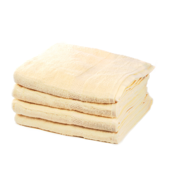 500 GSM Cream Hand Towels