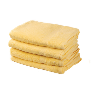 500 GSM Lemon Hand Towels