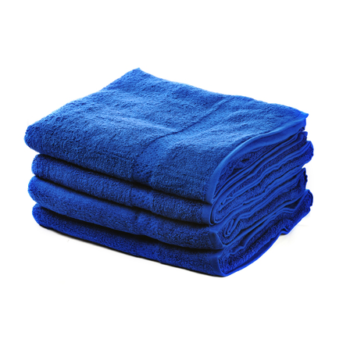 500 GSM Royal Blue Hand Towels