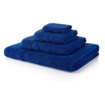 500GSM Royal Egyptian Navy Blue Bath Towels