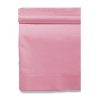 Flame Retardant Pink Fitted Sheets (BS 7175-Crib 7)