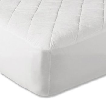 "9"" Quilted Single Mattress protector"